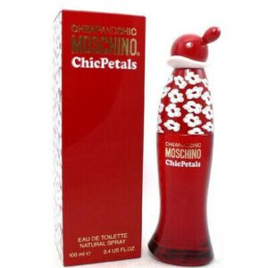 "Cheap & Chic Moschino ""Chic Petals"" EdT naural spray 50 ml"