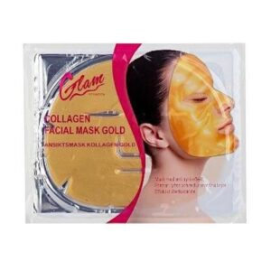 "Ansiktsmask Koallagen Gold ""Glam of Sweden"" (Fri frakt)"