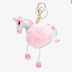 Nyckelring unicorn - FRI FRAKT