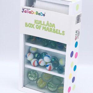 Jabadabado - Kullåda / Box of marbels