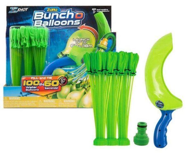 ZURU Bunchy O Ballons med Launcher
