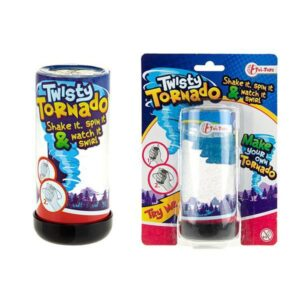 Presentpåse: Twisty Tornado (gör din egen tornado)