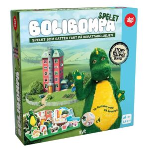 "Present - ""Bolibompa"" spelet"
