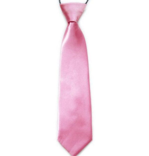 Fest, bröllop, nyår: Barnslips rosa (FRI FRAKT)