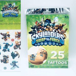 Presentpåse - Skylanders 25 st tatueringar (Fri frakt)