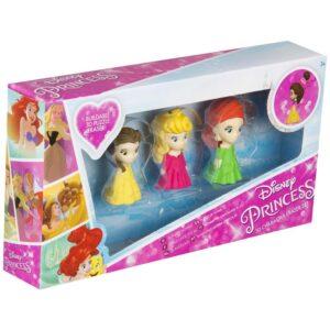 Presentask - Disney Princess 3D suddigummi pussel
