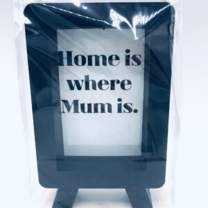 Presentpåse: Tavla till mamma