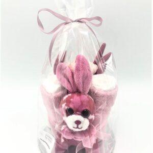 Startpaket bebis - Rosa