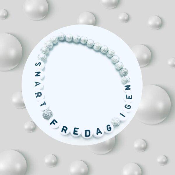 *Moments by Rexlind* Armband - Organzapåse på köpet - FRI FRAKT