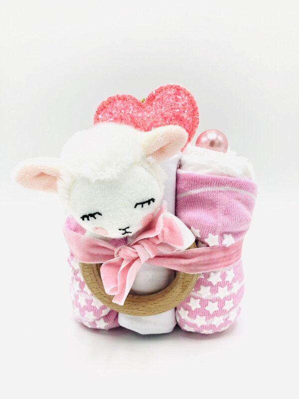 Startpaket mini bebis - Rosa