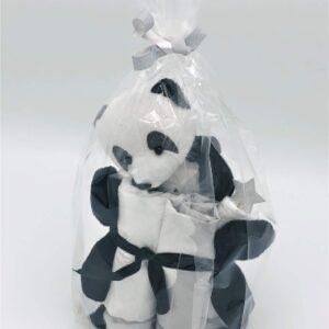 Startpaket bebis - blöjtårta Svart/grå