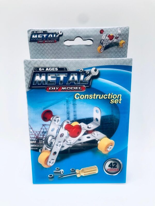 Presentpåse - Metal Diy Model Construction set