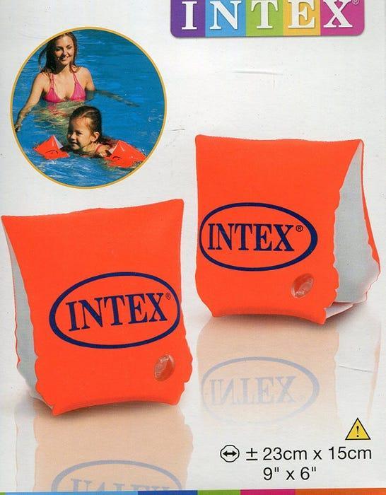 INTEX armringar / simpuffar 3-6 år