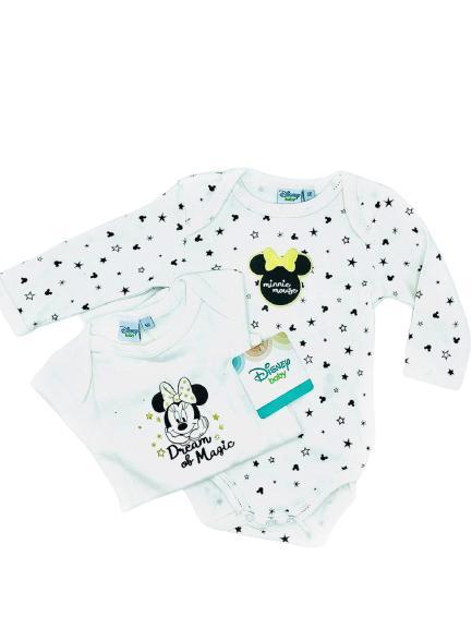 "Present: 2 st Disney Baby body ""Minnie"" stl 56"