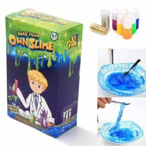 Make your own slime DIY