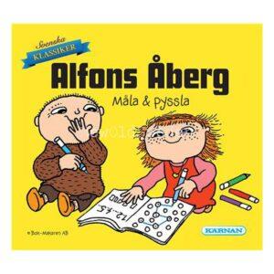 "Alfons Åberg ""Måla & Pyssla"""